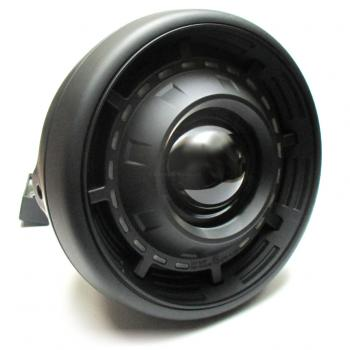 Scheinwerfer Angel Eye mit LED Ring 7 Zoll H3 schwarz klar