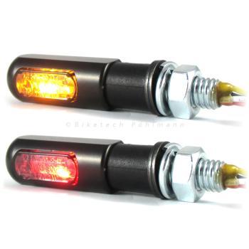 SMD Blinker Heat mit Rücklicht und Bremslicht