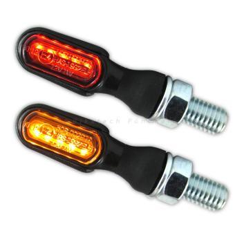 SMD Blinker Heat 2 mit Rücklicht und Bremslicht