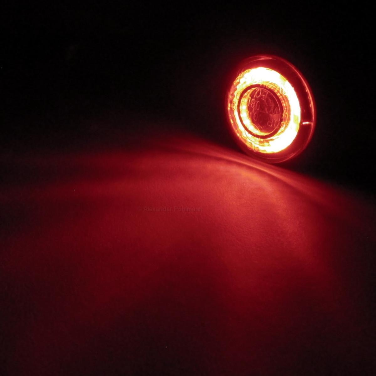 Paar HIGHSIDER APOLLO LED Rücklicht//Blinker